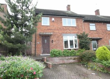 Thumbnail 3 bed end terrace house for sale in Beckhampton Road, Bestwood Park, Nottingham