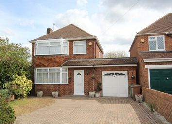 Thumbnail 3 bedroom detached house for sale in Carew Road, Ashford, Surrey