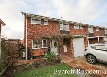 Thumbnail 3 bed end terrace house for sale in Oxnead Drive, Caister-On-Sea, Great Yarmouth
