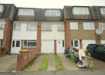 Thumbnail 3 bed town house for sale in Atkinson Road, Canning Town, London