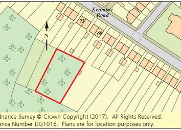 Thumbnail Land for sale in Land Rear Of 69-75 Kenmore Road, Kenley, Surrey