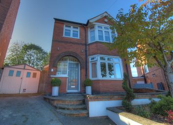 Thumbnail 3 bed detached house for sale in Truro Crescent, Nottingham
