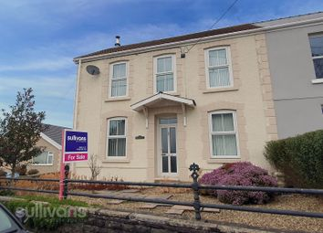 4 bed semi-detached house for sale in Llannant Road, Gorseinon, Swansea SA4