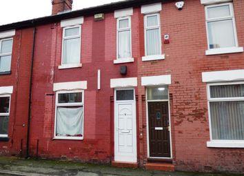 Thumbnail 3 bedroom terraced house for sale in Eva Street, Manchester