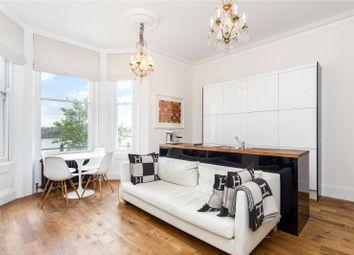 Thumbnail 1 bed flat for sale in Cheyne Walk, London