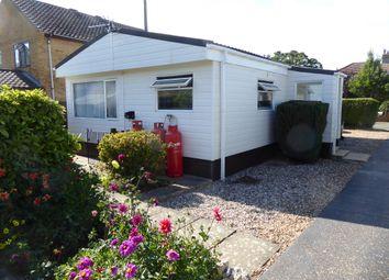 Badgers Hold Park, St Michaels Road, Longstanton, Cambridge, Cambridgeshire CB24. 2 bed mobile/park home