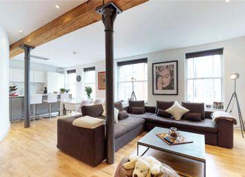 Thumbnail 1 bed flat for sale in Fleur De Lis Street, London