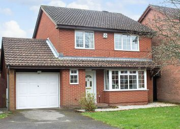 Thumbnail 3 bed detached house for sale in Matley Gardens, Totton, Southampton
