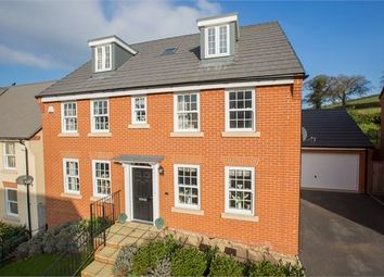 Thumbnail 5 bedroom detached house for sale in Beacon Drive, Highweek, Newton Abbot, Devon.