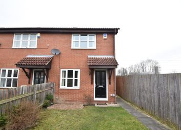 Thumbnail 2 bed town house to rent in Pinders Green Walk, Methley, Leeds