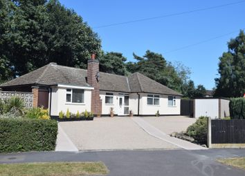 Thumbnail 3 bed bungalow for sale in Abbotts Oak Drive, Coalville