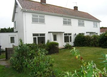 Thumbnail 3 bedroom semi-detached house to rent in Keens Lane, Reydon, Southwold