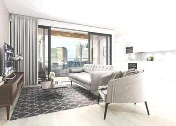 Thumbnail 1 bed flat for sale in East Ferry Road, London