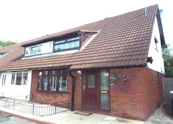 Thumbnail 3 bed mews house to rent in Old Hall, Warrington