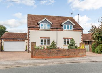 Thumbnail 4 bed detached house for sale in Main Street, Brandesburton, Nr Driffield