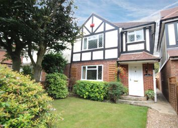 Thumbnail 3 bed semi-detached house for sale in Row Town, Surrey
