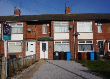 Thumbnail 2 bedroom terraced house to rent in Bristol Road, Hull
