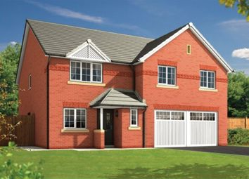 Thumbnail 5 bed detached house for sale in The Cavendish Lawton Green, Alsager, Stoke-On-Trent