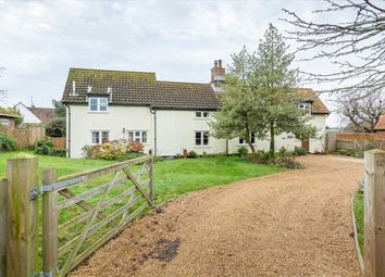 5 bed detached house for sale in Shoemakers Cottage, 201 High Road, Trimley St Mary IP11