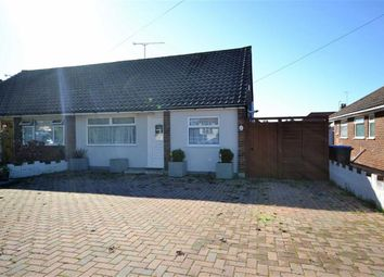Thumbnail 2 bed semi-detached bungalow for sale in Hurley Road, Worthing, West Sussex