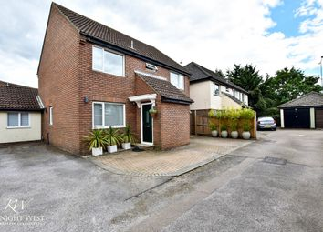 Thumbnail 4 bed detached house for sale in Meadow Grass Close, Stanway, Colchester