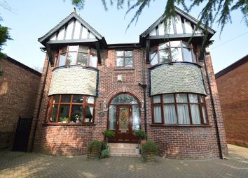 Thumbnail 7 bed detached house for sale in Hilton Lane, Prestwich, Manchester