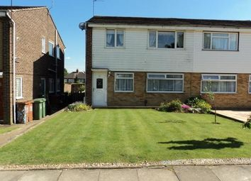 Thumbnail 2 bed maisonette for sale in Milford Close, Abbeywood, London