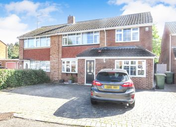 Thumbnail 4 bedroom semi-detached house for sale in High Wood Road, Hoddesdon