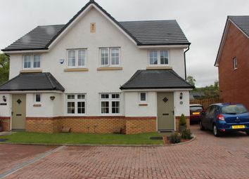 Thumbnail 3 bed semi-detached house for sale in Nursery Gardens, Inverkip