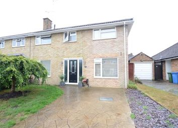 Thumbnail 5 bed semi-detached house for sale in Riverside Close, Farnborough, Hampshire