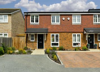 Thumbnail 3 bed semi-detached house for sale in Sycamore Close, West Ewell, Surrey