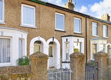 Thumbnail 3 bed terraced house for sale in Lower Road, River, Dover, Kent
