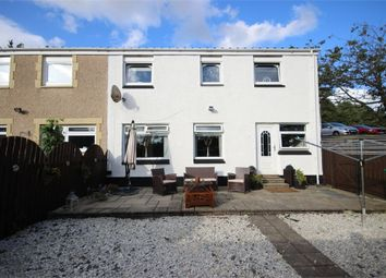 Thumbnail 3 bed end terrace house for sale in Johnston Park, Cowdenbeath, Fife