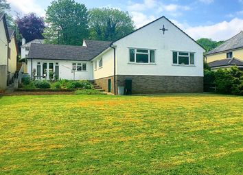 Thumbnail Detached bungalow for sale in Dart Bridge Road, Buckfastleigh
