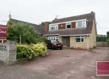 4 bed detached house for sale in West Road, New Costessey, Norwich NR5