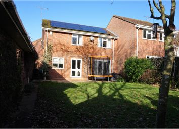 Thumbnail 3 bed end terrace house for sale in Dodsells Well, Wokingham