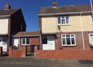 3 bed semi-detached house for sale in Millfield West, Bedlington NE22