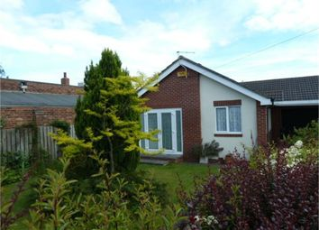 Thumbnail 3 bed detached bungalow for sale in Wellhead Terrace, Ashington, Northumberland