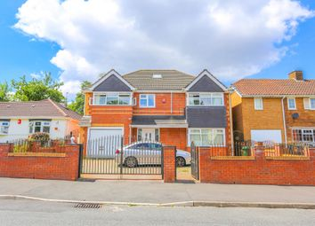Thumbnail 6 bed detached house for sale in Woodbourne Road, Bearwood