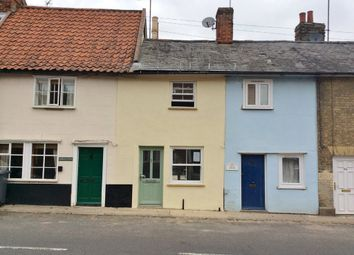 Thumbnail 1 bedroom cottage to rent in High Street, Wickham Market, Woodbridge