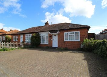 Thumbnail 3 bed bungalow to rent in Vegal Crescent, Englefield Green, Egham