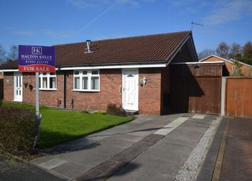 Thumbnail 2 bed semi-detached bungalow for sale in Holyhead Close, Callands, Warrington