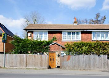 Thumbnail 4 bed semi-detached house to rent in Brookwood Lye Road, Brookwood