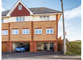 Thumbnail 4 bed town house for sale in Brighton Road, Lancing