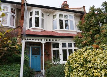 Thumbnail 5 bed terraced house for sale in Oakfield Road, London