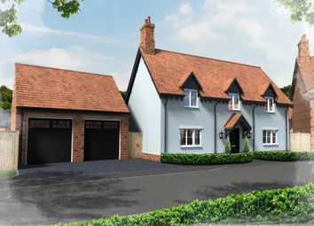 Thumbnail 3 bed detached house for sale in Plot 41, Hill Place, Brington, Huntingdon