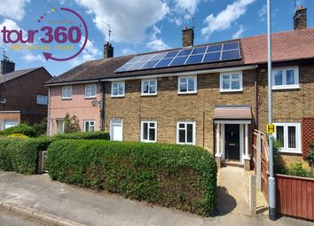 Thumbnail 4 bed terraced house for sale in Scotts Road, Glinton, Peterborough