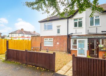 Thumbnail 3 bed semi-detached house for sale in Tilehurst Road, Cheam, Sutton