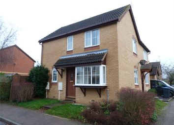 Thumbnail 2 bed semi-detached house for sale in Gibson Way, Lutterworth