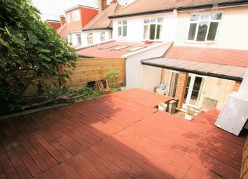 Thumbnail 3 bed semi-detached house to rent in Valley Road, London SW16, London,